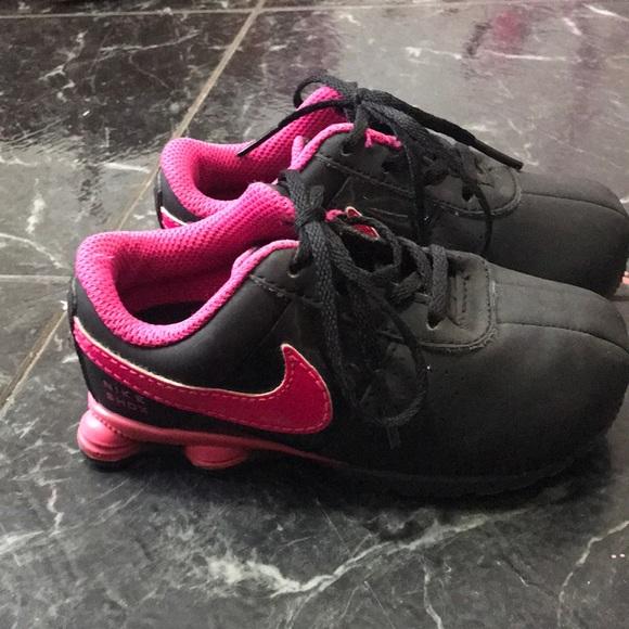 Toddler girls Nike shox